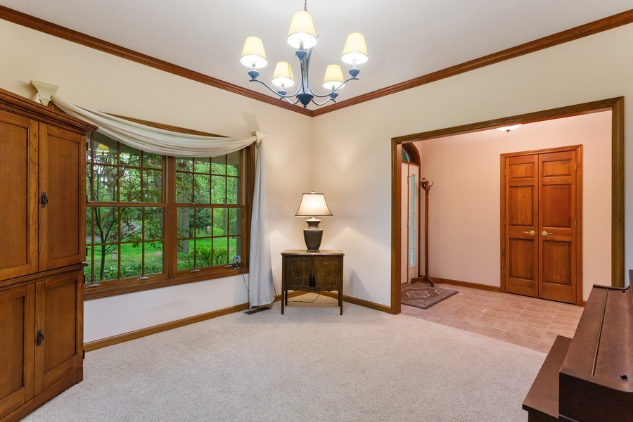 Real Estate Photography - 1501 Orchard, Niles, MI, 49120 - Dining Room