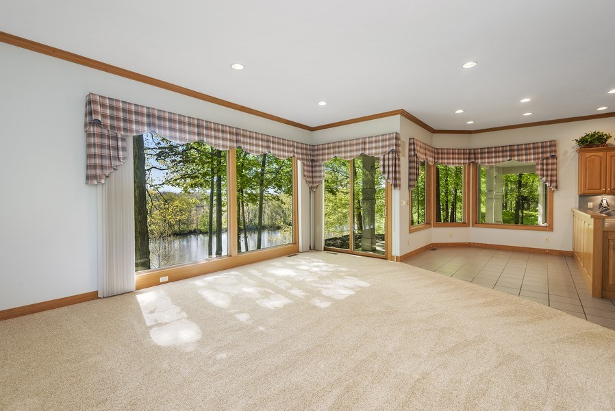 Real Estate Photography - 2337 Spring Arbor, St. Joseph, MI, 49085 - Dining Room