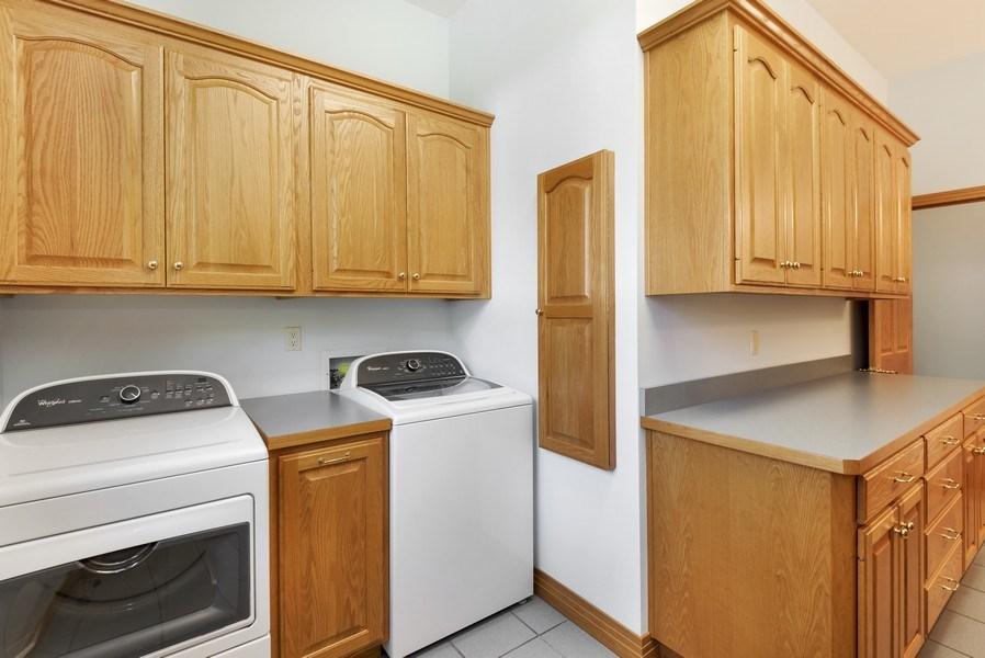 Real Estate Photography - 2337 Spring Arbor, St. Joseph, MI, 49085 - Laundry Room