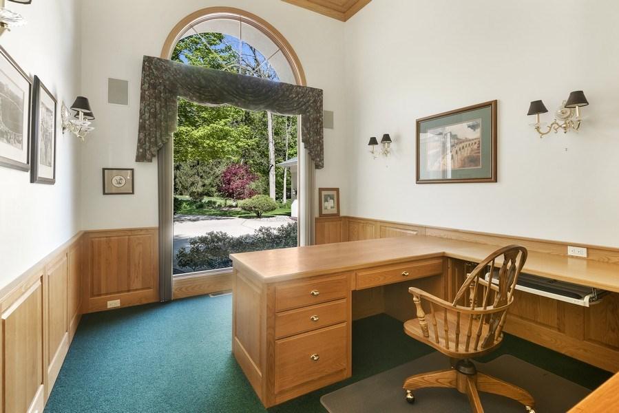 Real Estate Photography - 2337 Spring Arbor, St. Joseph, MI, 49085 - Office