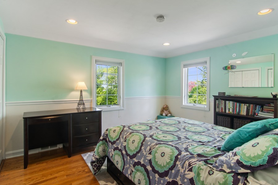 Real Estate Photography - 344 S Bristol, Arlington Heights, IL, 60005 - 3rd Bedroom