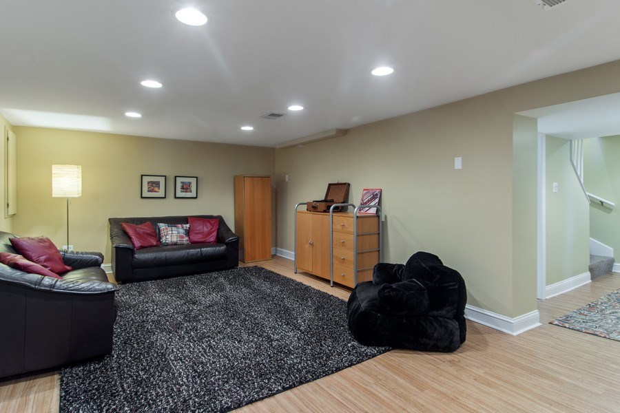 Real Estate Photography - 344 S Bristol, Arlington Heights, IL, 60005 - Lower Level