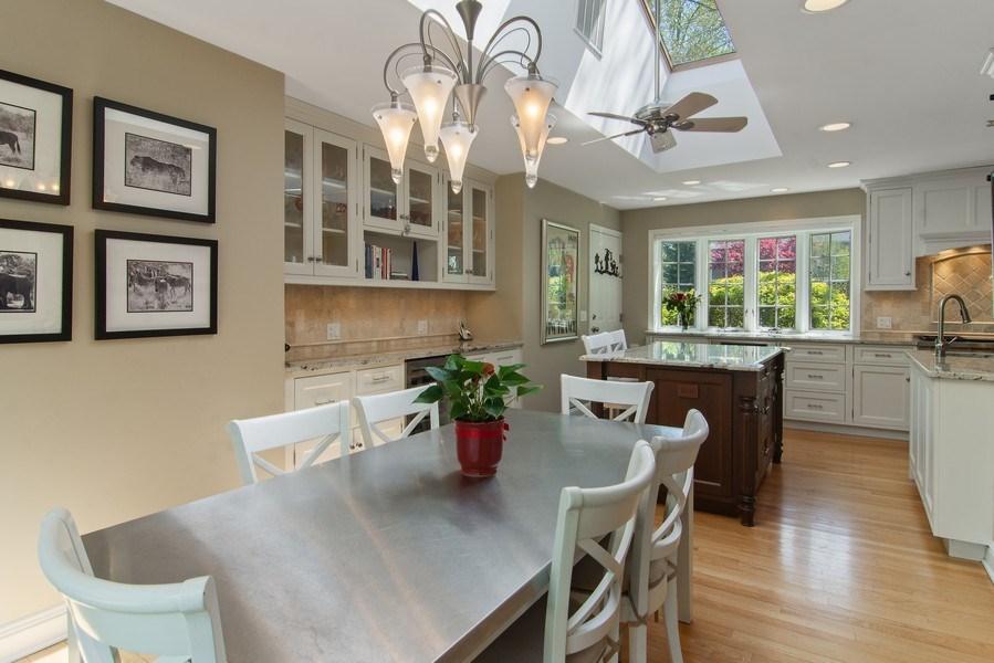 Real Estate Photography - 344 S Bristol, Arlington Heights, IL, 60005 - Kitchen / Breakfast Room