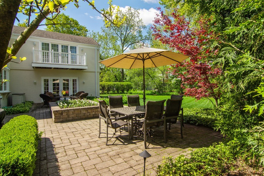 Real Estate Photography - 344 S Bristol, Arlington Heights, IL, 60005 - Patio