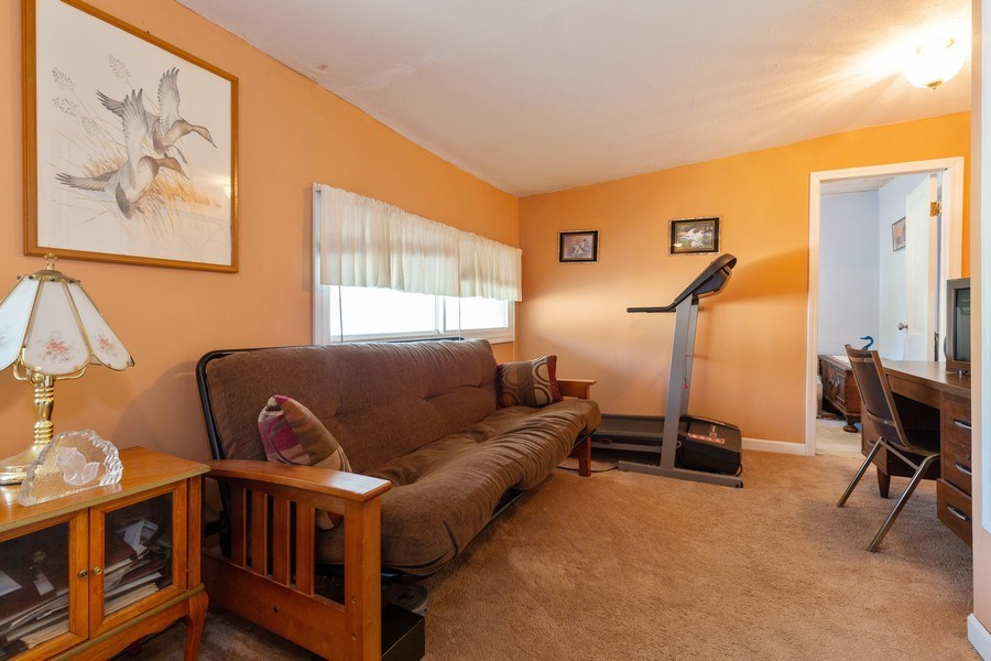 Real Estate Photography - 4548 N. Newland, Harwood Heights, IL, 60706 - Family Room