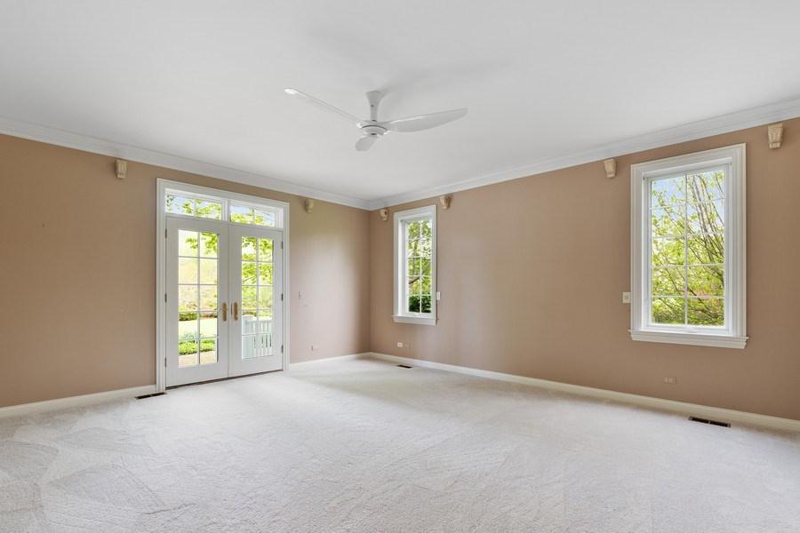 Real Estate Photography - 1955 Telegraph Road, Bannockburn, IL, 60015 - Master Bedroom