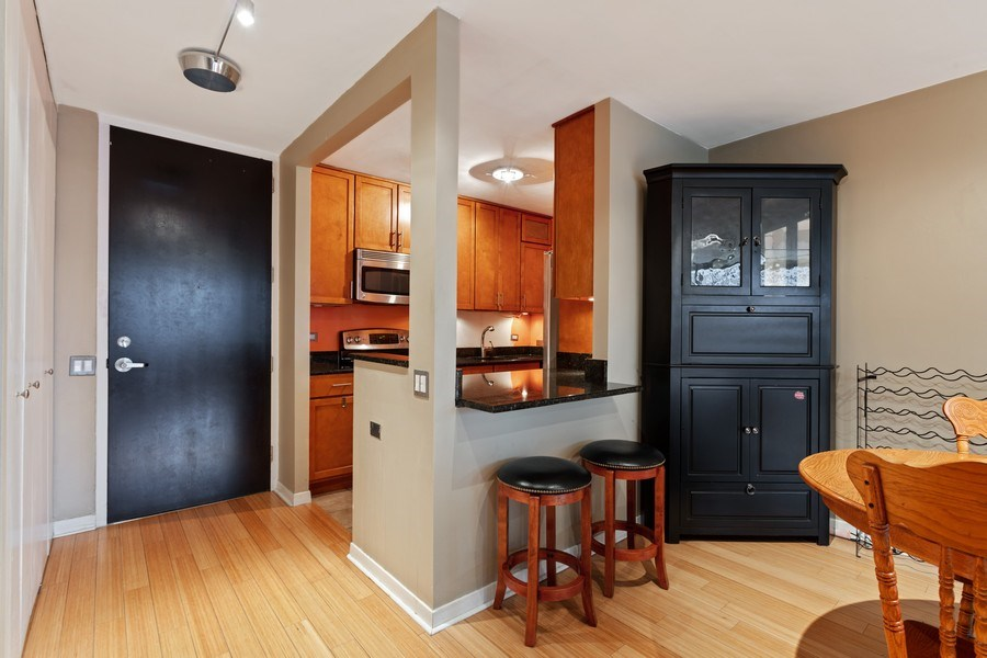 Real Estate Photography - 535 N. Michigan, 2016, Chicago, IL, 60611 - Kitchen