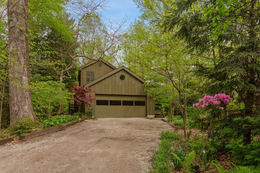 Real Estate Photography - 14385 Pinewood Dr, New Buffalo, MI, 49117 - Front View