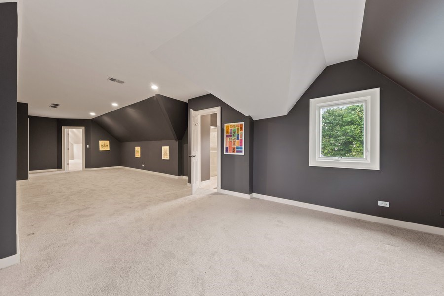 Real Estate Photography - 121 N Park Ave, Hinsdale, IL, 60521 - 3rd Level