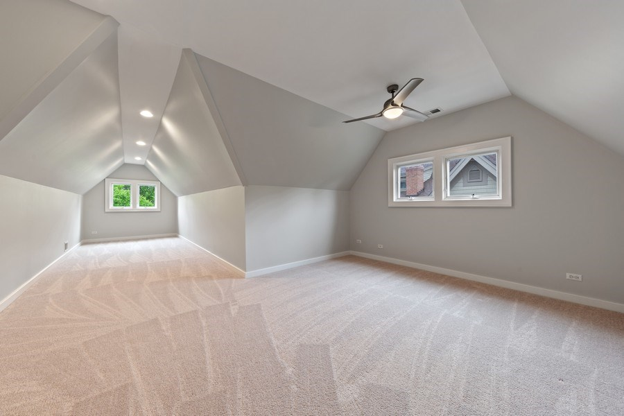 Real Estate Photography - 121 N Park Ave, Hinsdale, IL, 60521 - 6th Bedroom