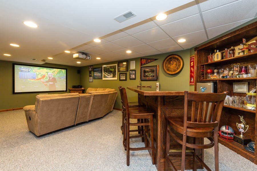 Real Estate Photography - 2167 Brookwood, South Elgin, IL, 60177 - Lower Level