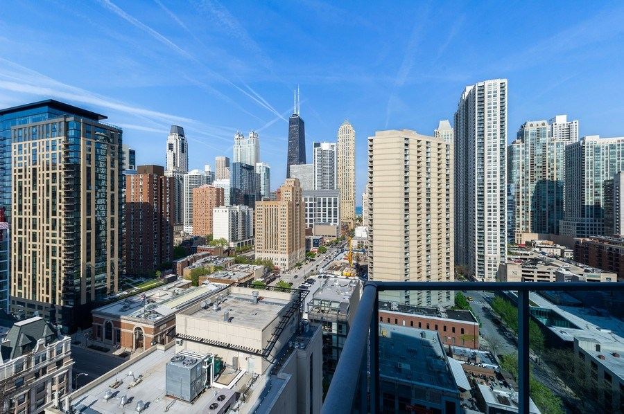 Real Estate Photography - 110 W. Superior St., #1804, Chicago, IL, 60654 - View