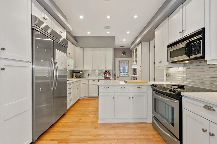 Real Estate Photography - 455 West Oakdale, Unit 3, Chicago, IL, 60657 - Kitchen