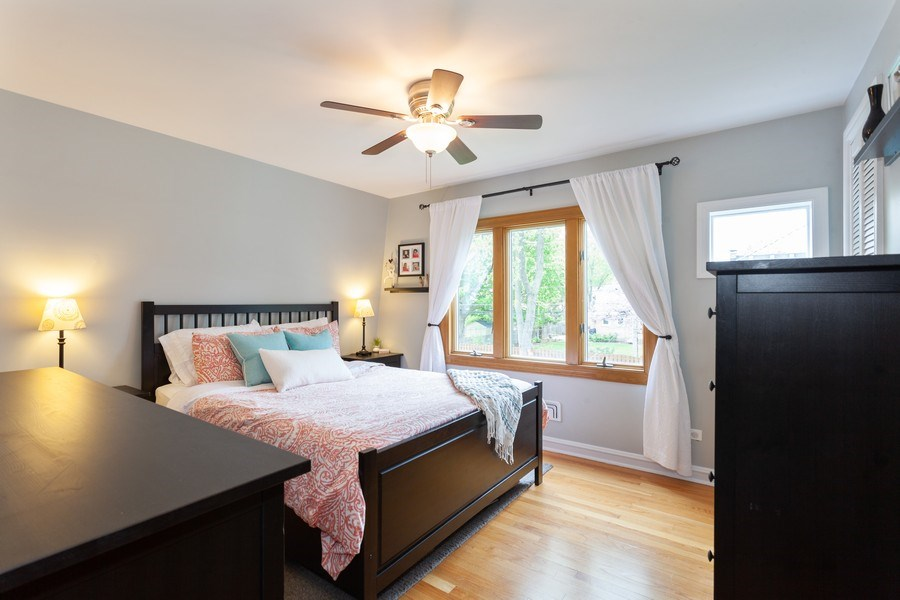 Real Estate Photography - 718 S. Chestnut, Arlington Heights, IL, 60005 - Master Bedroom