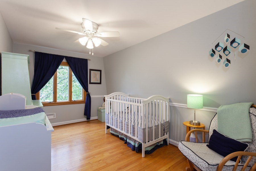 Real Estate Photography - 718 S. Chestnut, Arlington Heights, IL, 60005 - 2nd Bedroom