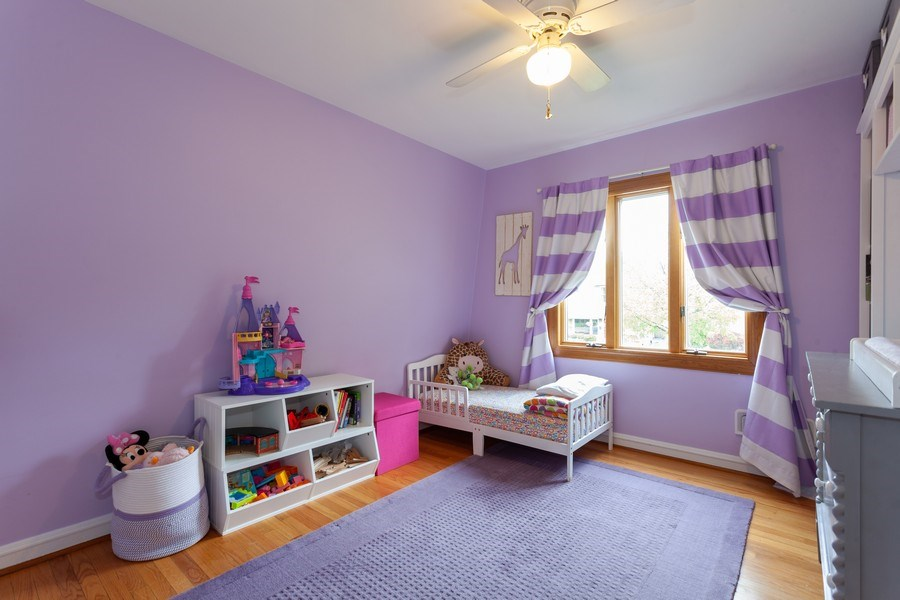 Real Estate Photography - 718 S. Chestnut, Arlington Heights, IL, 60005 - 3rd Bedroom
