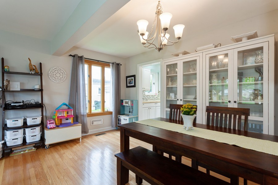 Real Estate Photography - 718 S. Chestnut, Arlington Heights, IL, 60005 - Dining Area