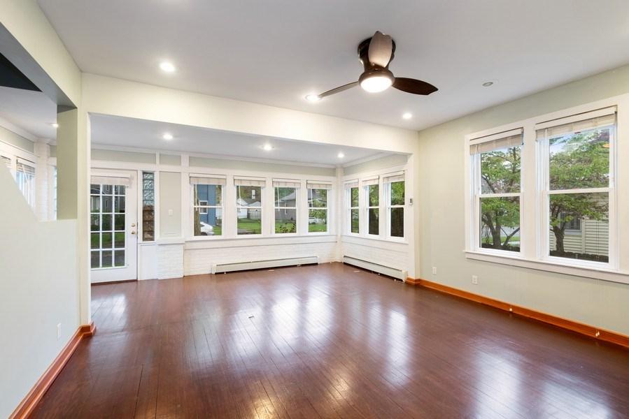 Real Estate Photography - 907 Michigan St, St Joseph, MI, 49085 - Living Room