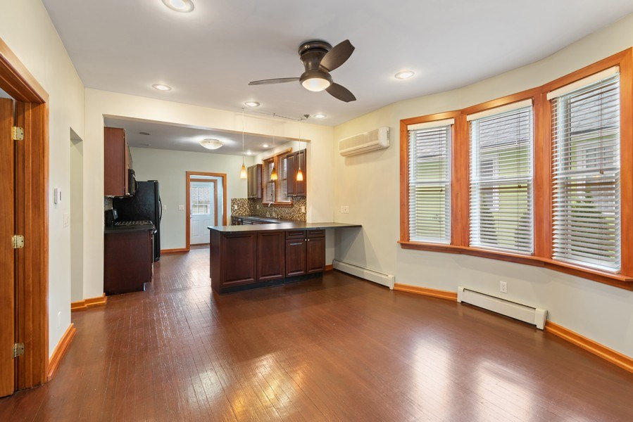 Real Estate Photography - 907 Michigan St, St Joseph, MI, 49085 - Kitchen / Dining Room