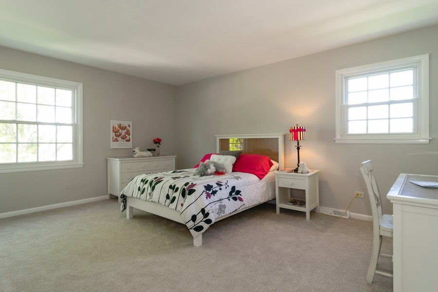 Real Estate Photography - 1739 N. Dover Lane, Arlington Heights, IL, 60004 - BedroomThree