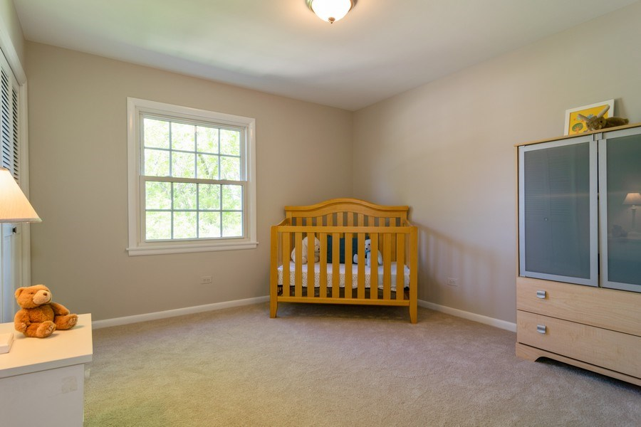 Real Estate Photography - 1739 N. Dover Lane, Arlington Heights, IL, 60004 - Bedroom Four