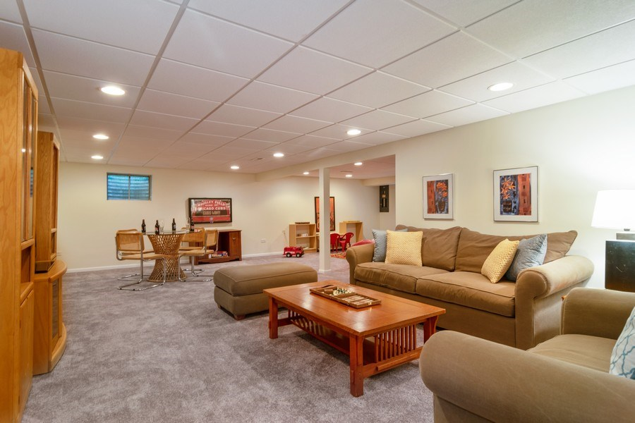 Real Estate Photography - 1739 N. Dover Lane, Arlington Heights, IL, 60004 - Recreational Area