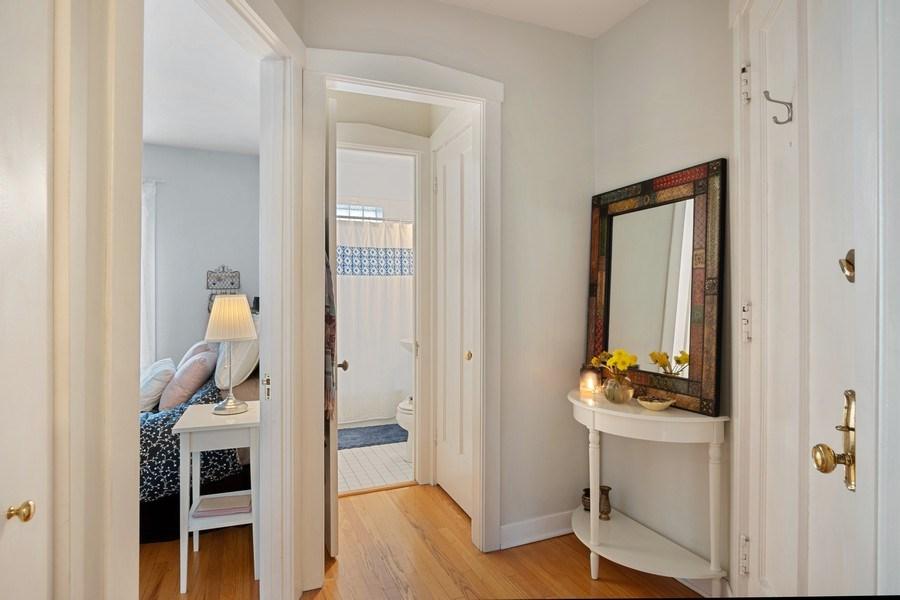 Real Estate Photography - 1020 West Barry Avenue, Unit 3, Chicago, IL, 60657 - Hallway