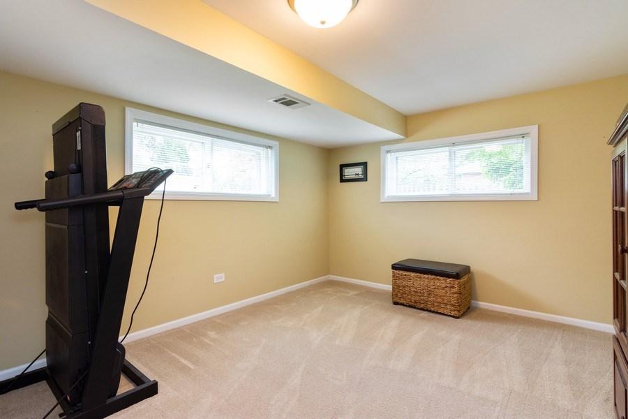 Real Estate Photography - 7 N Kaspar Ave, Arlington Heights, IL, 60005 - 4th Bedroom lower level