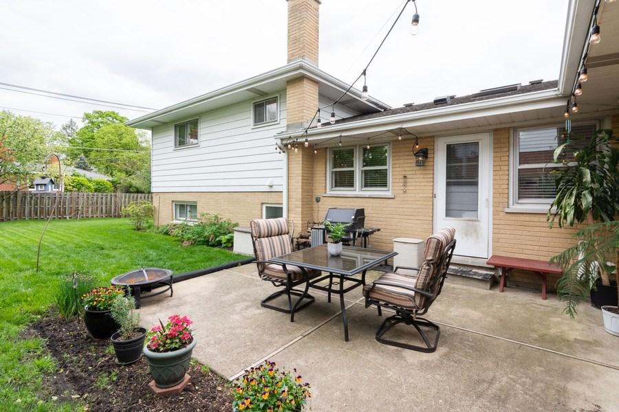 Real Estate Photography - 7 N Kaspar Ave, Arlington Heights, IL, 60005 - Patio