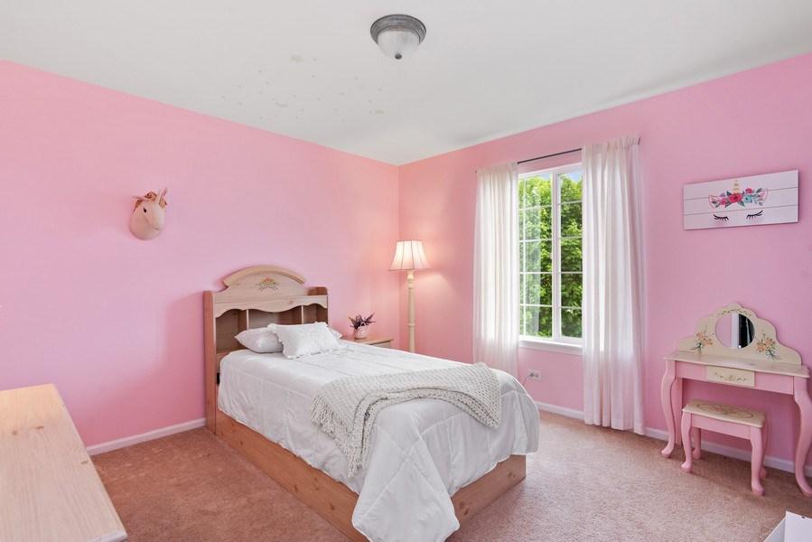 Real Estate Photography - 1374 S Dalton dr, Round Lake, IL, 60073 - 4th Bedroom