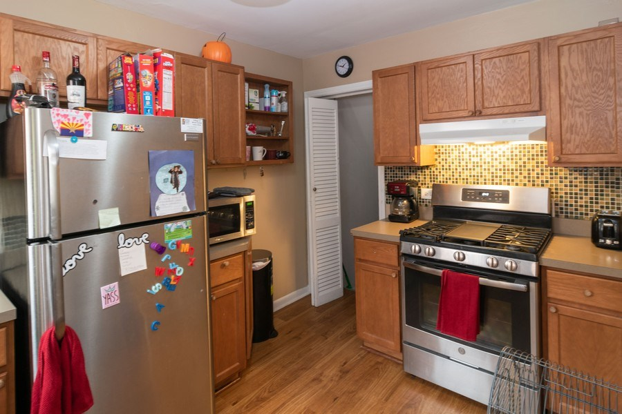Real Estate Photography - 1414 Harlem A, River Forest, IL, 60305 - Kitchen