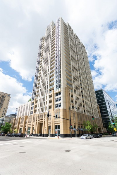 Real Estate Photography - 1400 S. Michigan Ave, Unit 1108, Chicago, IL, 60605 - Front View