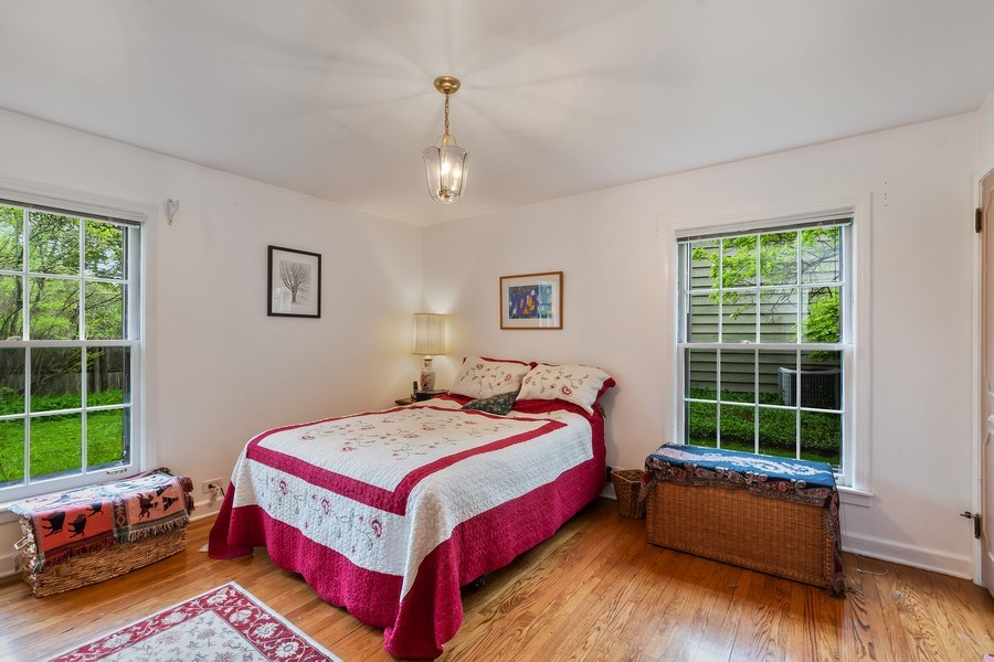 Real Estate Photography - 128 Lincolnwood Ave, Highland Park, IL, 60035 - Master Bedroom