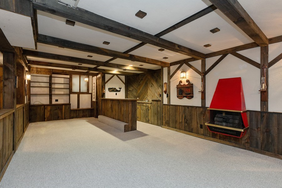 Real Estate Photography - 80 Watergate Drive, South Barrington, IL, 60010 - Lower Level