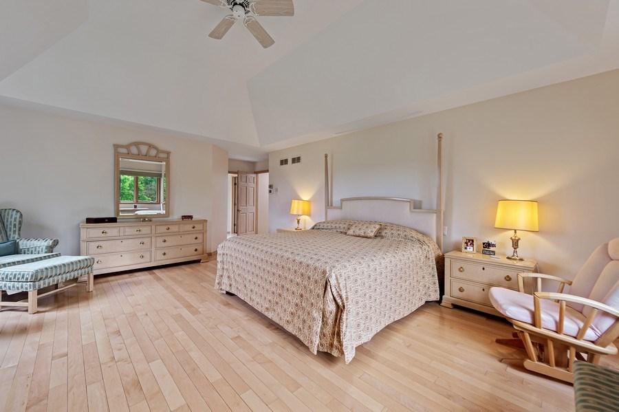 Real Estate Photography - 6705 Fieldstone Drive, Burr Ridge, IL, 60527 - Master Bathroom