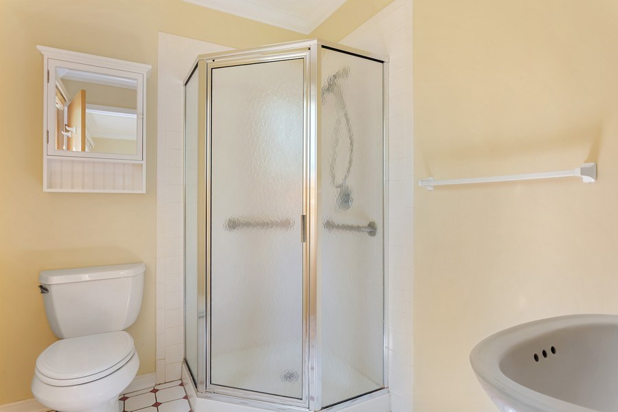 Real Estate Photography - 1212 Detroit Street, New Buffalo, MI, 49117 - Master Bathroom