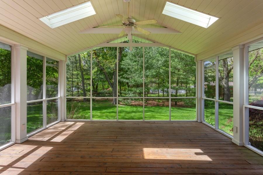 Real Estate Photography - 1212 Detroit Street, New Buffalo, MI, 49117 - Screened Porch