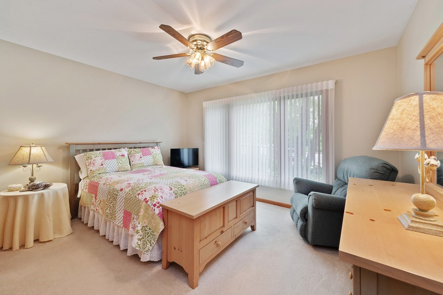Real Estate Photography - 810 Dunham Drive, West Chicago, IL, 60185 - Bedroom
