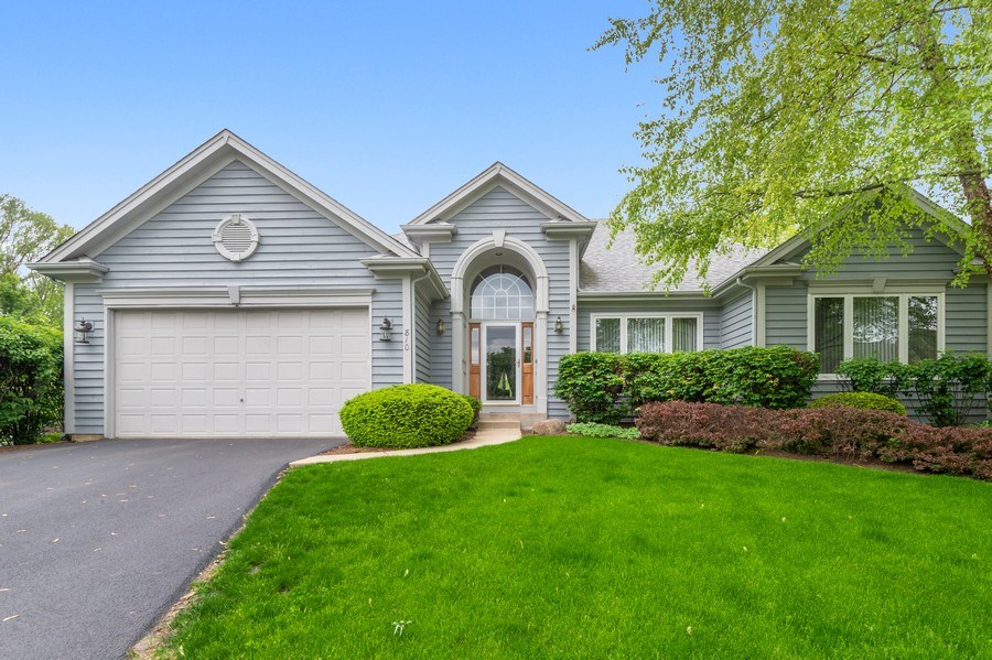 Real Estate Photography - 810 Dunham Drive, West Chicago, IL, 60185 - Front View