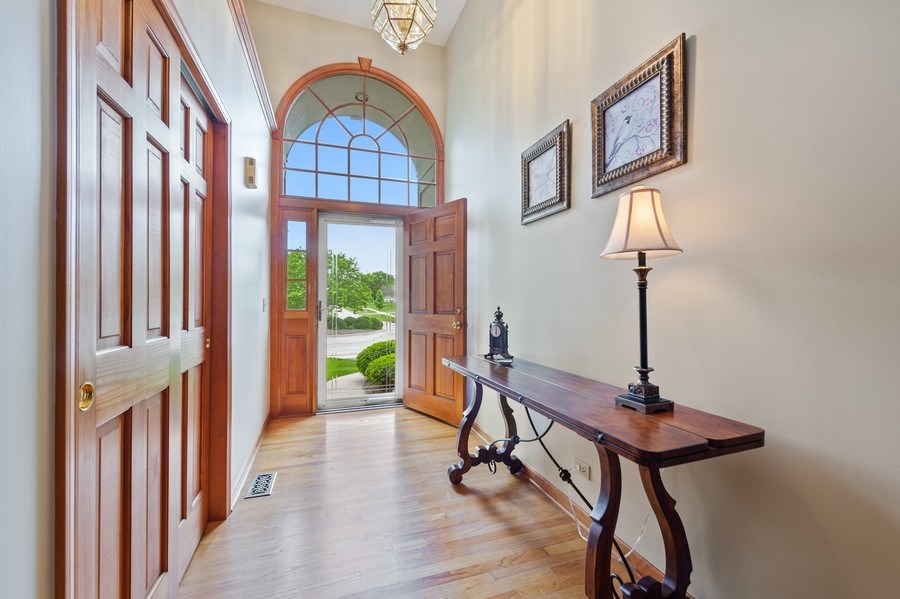 Real Estate Photography - 810 Dunham Drive, West Chicago, IL, 60185 - Foyer