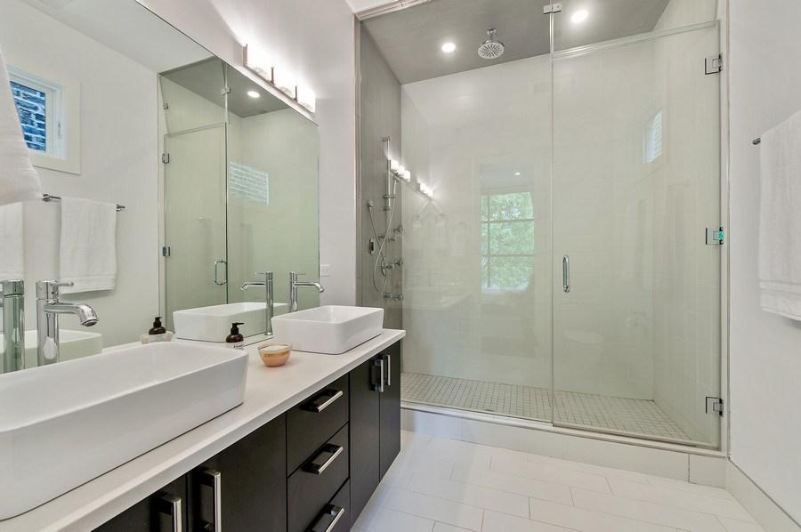 Real Estate Photography - 2033 W. Cortland, Chicago, IL, 60647 - Master Bathroom