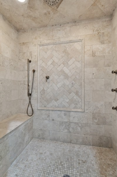 Real Estate Photography - 3935 N Western Ave Unit 3N, Chicago, IL, 60618 - Master Bathroom