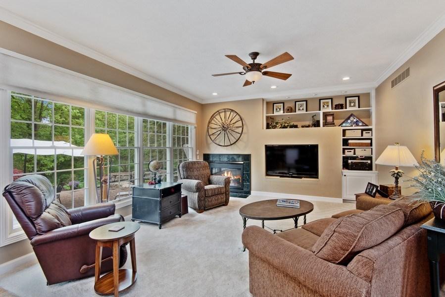 Real Estate Photography - 3170 Estates Drive  North, St. Joseph, MI, 49085 - Family Room
