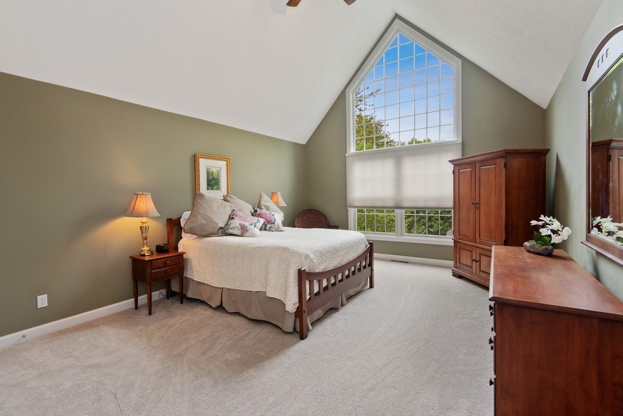 Real Estate Photography - 3170 Estates Drive  North, St. Joseph, MI, 49085 - Master Bedroom