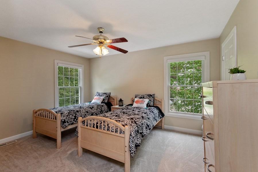 Real Estate Photography - 3170 Estates Drive  North, St. Joseph, MI, 49085 - Third Bedroom
