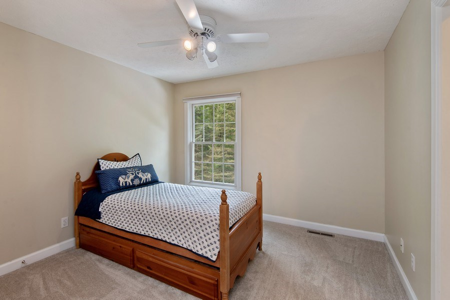 Real Estate Photography - 3170 Estates Drive  North, St. Joseph, MI, 49085 - Fourth Bedroom-Connected to Jack & Jill Bathroom