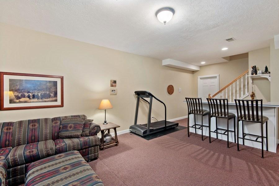 Real Estate Photography - 3170 Estates Drive  North, St. Joseph, MI, 49085 - Lower Level