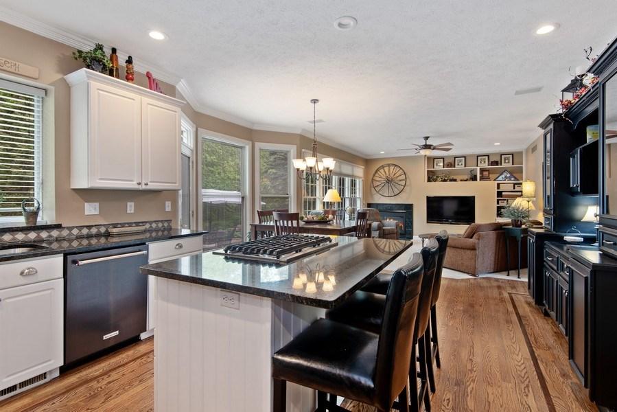 Real Estate Photography - 3170 Estates Drive  North, St. Joseph, MI, 49085 - Kitchen