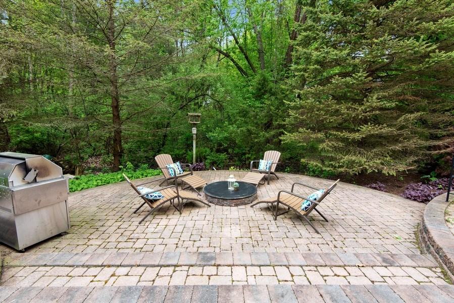 Real Estate Photography - 3170 Estates Drive  North, St. Joseph, MI, 49085 - Back Yard