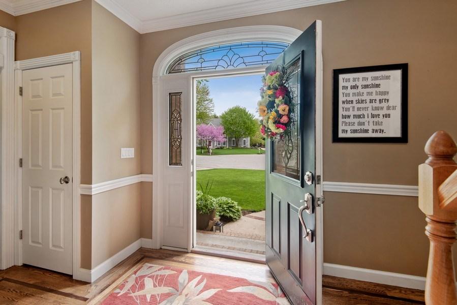 Real Estate Photography - 3170 Estates Drive  North, St. Joseph, MI, 49085 - Foyer